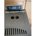 AURA 10,8 kW stufa pellet EUROHEAT canalizzabile bianca, bordeaux o nera