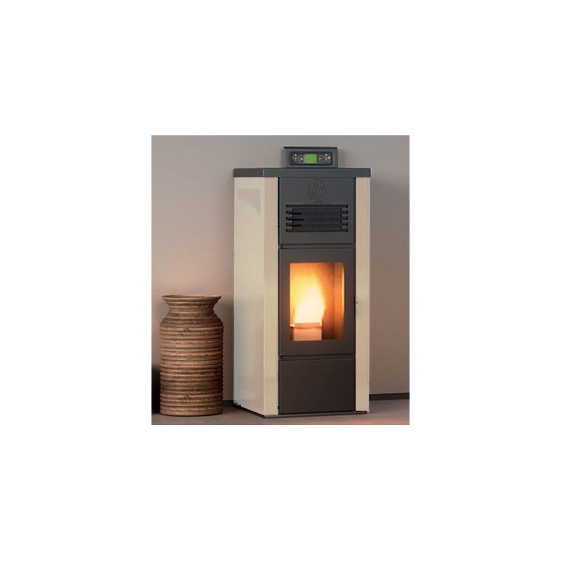 STUFA PELLET AURA S 10,8 kW marca Euroheat