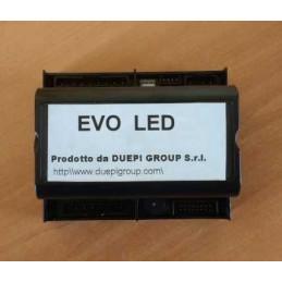 Scheda elettronica Duepi LED per stufe aria AMBIENTE e CALORE e compatibili