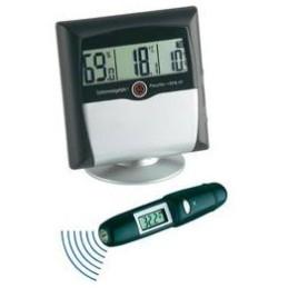 Termo-Igrometro muffa MS-10