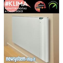 Radiatore elettrico 1000W KLIMA 10 Radialight