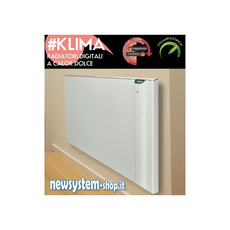 Radiatore elettrico 750W KLIMA 7 Radialight