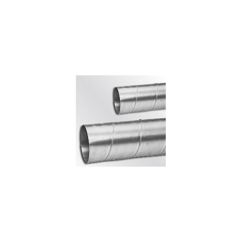 Tubo rigido metallico 80mm 1,5Mt