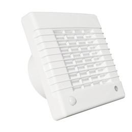 Aspiratore elettrico per bagno modello high th con timer e - Aspiratore bagno umidita ...