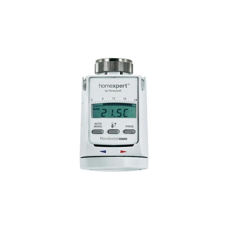 Honeywell hr20 testina termostatica digitale for Testina termostatica