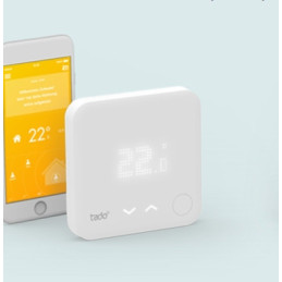 TADO cronotermostato intelligente wifi android ios