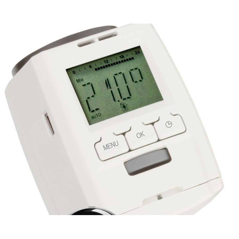 Testina termostatica digitale Ecodhome TTD101