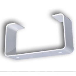 Fascetta rettangolare fissaggio tubo FDF 60 x 120 pvc