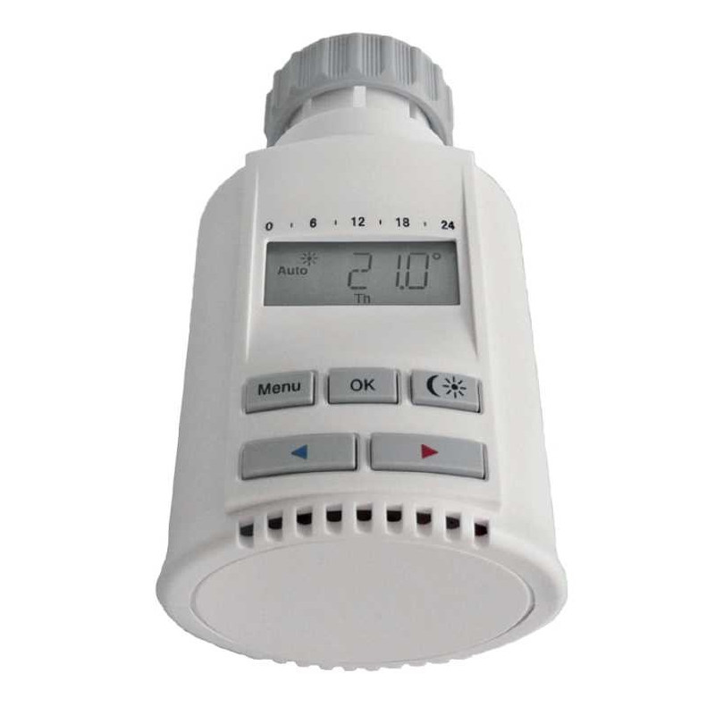 Testina termostatica digitale Ecodhome TM3070 RF