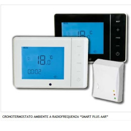 Crono touch RADIO SMART PLUS AA bianco o nero