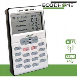 Monitor fotovoltaico MCEE SOLAR di Ecodhome