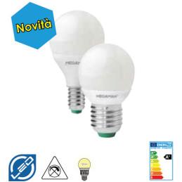ED E14 3,5 W luce calda Standard
