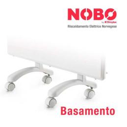 Basamento con ruote per radiatore elettrico norvegese DIMPLEX NOBO TOP