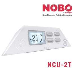 Termostato NCU-2T con display digitale per radiatore elettrico norvegese DIMPLEX NOBO TOP