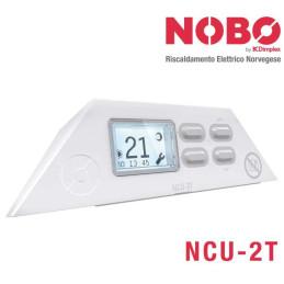Termostato NCU-2T con display digitale per radiatore elettrico norvegese DIMPLEX NOBO TOP