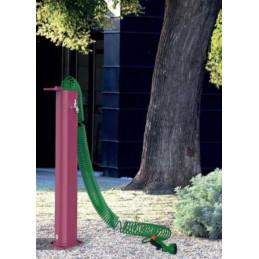 Colonna porta rubinetto da giardino contenitiva Arkema garden surprise GS145