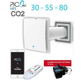 PICO WI HP2 30 55 80 (con sensore CO2) alim. esterno